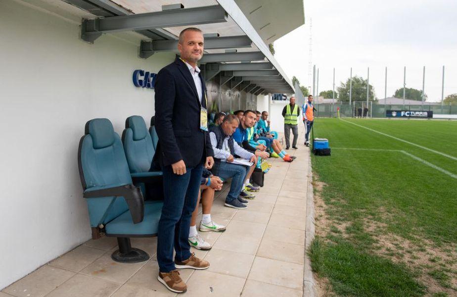 UTA - TURRIS 3-4. Erik Lincar și Laszlo Balint prevăd un final de foc în Liga 2