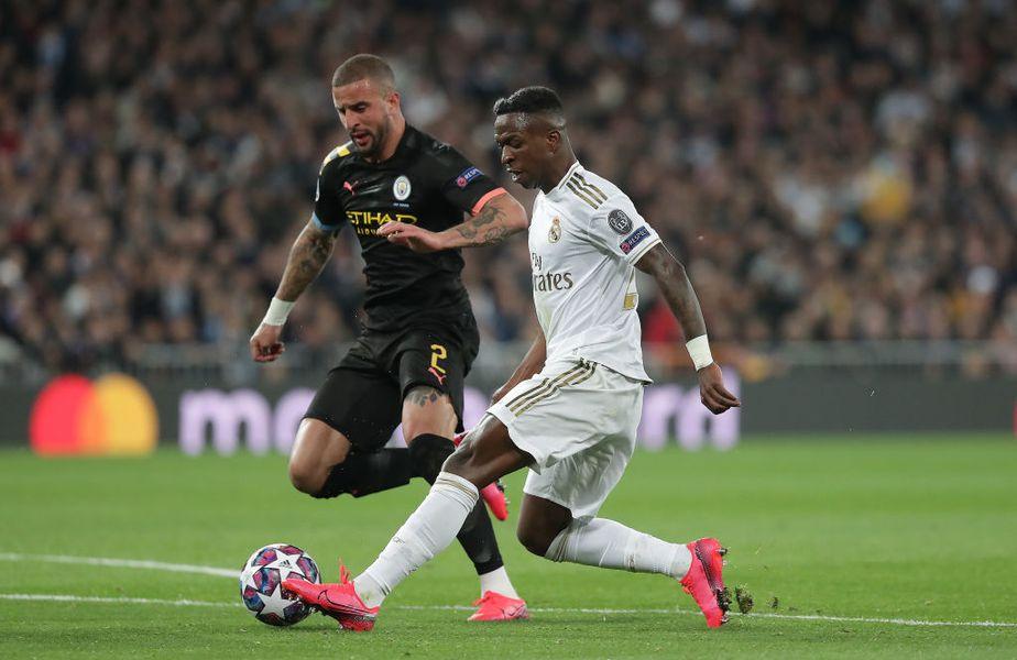 Real va juca pe terenul lui City returul optimii de finală din Liga Campionilor