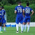 FCU Craiova își va prezenta echipamentul de joc pentru viitorul sezon din Liga 1 / Sursă foto: GSP
