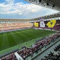 Gigi Becali nu și-a luat gândul de la stadionul Steaua. FOTO: Gazeta Sporturilor