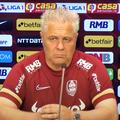 Marius Şumudică (50 de ani), antrenorul lui CFR Cluj, a susținut conferința de presă premergătoare meciului din Supercupa României cu CS Universitatea Craiova.
