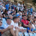 Aproximativ 4.000 de spectatori au asistat la meciul amical dintre FCSB și Gloria Buzău