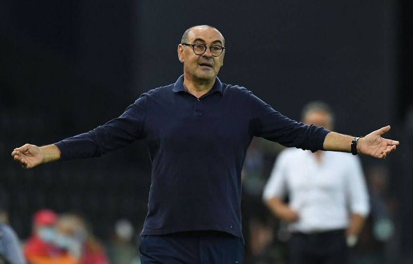 EDITORIAL Andrei Niculescu » It's time to say Sarri