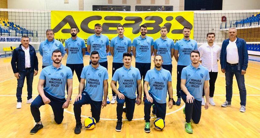 Brașovul va fi reprezentat în prima ligă a voleiului masculin românesc, după o lungă pauză. Începând cu sezonul 2020-2021, Clubul Sportiv Universitar va evolua în Divizia A.
