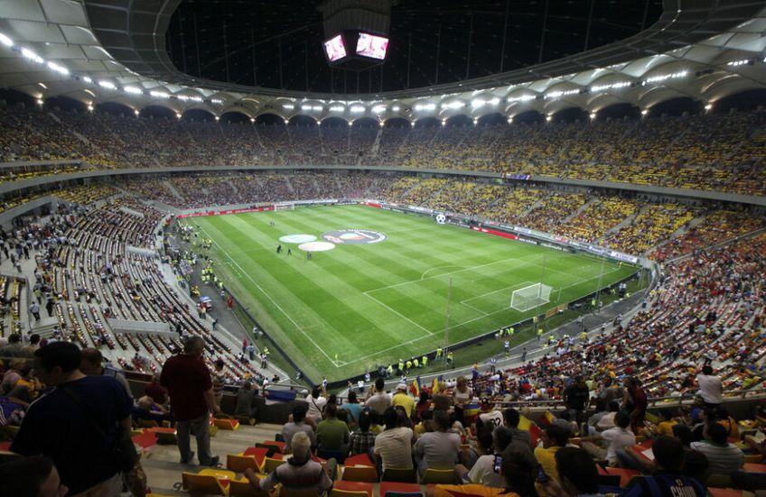 """Meciurile de la EURO găzduite de România vor avea loc pe """"Arena Națională"""""""