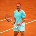 Rafael Nadal (34 de ani, 2 ATP) l-a învins pe Diego Schwartzman (28 de ani, 14 ATP), scor 6-3, 6-3, 7-6(0) și s-a calificat în finala Roland Garros 2020.