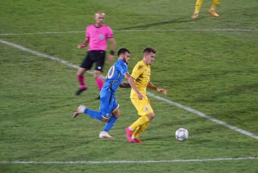 Ucraina U21 - Romania U21 / FOTO: FRF.ro