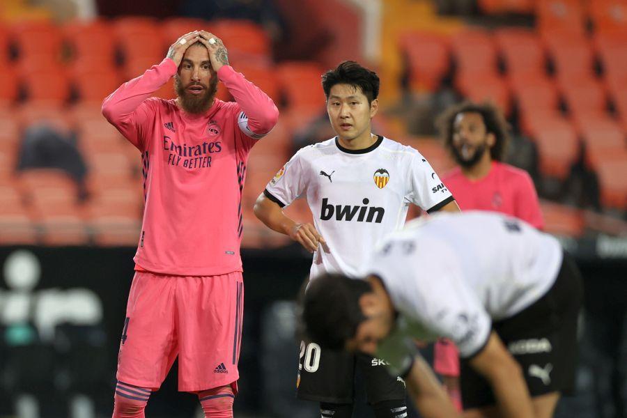 Valencia - Real Madrid 4-1, șoc de proporții în La Liga