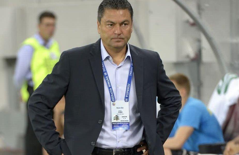 Ilie Stan, antrenor Gloria Buzău
