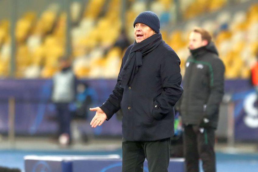 Mircea Lucescu, antrenor Dinamo Kiev // foto: Facebook @ FC Dynamo Kyiv