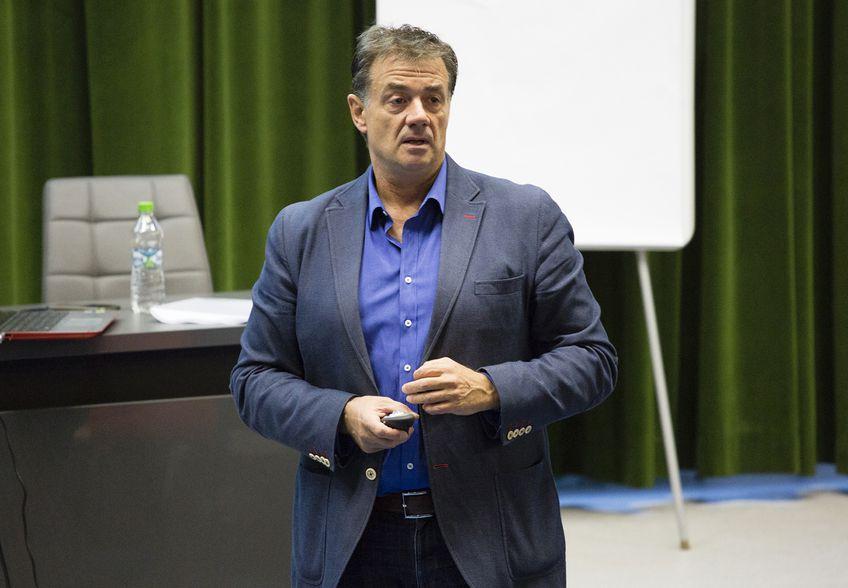 Kyros Vassaras, șeful CCA