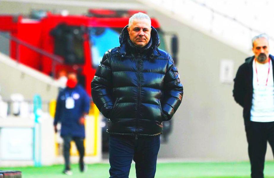 Gaziantep a anunțat că Marius Șumudică nu mai este antrenorul clubului.