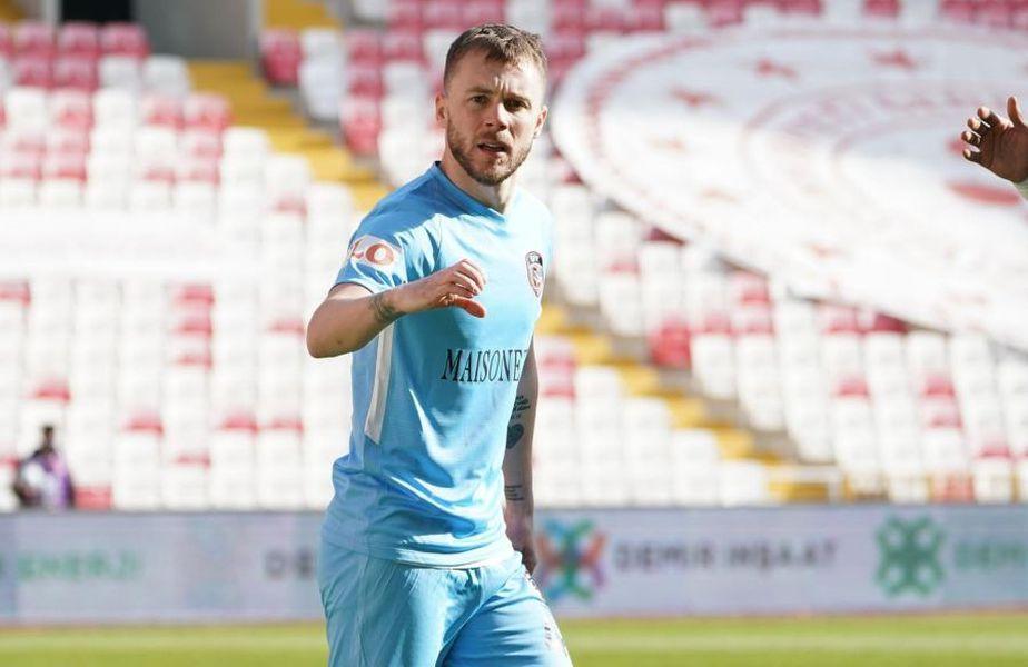 Alexandru Maxim (30 de ani) a fost surprins de încetarea colaborării dintre Gaziantep și antrenorul Marius Șumudică (49 de ani). Mijlocașul naționalei speră să colaboreze din nou cu Șumi.