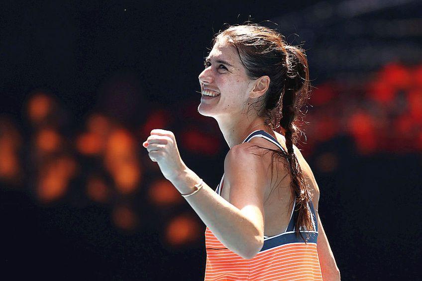 Sorana Cîrstea e în turul III la Australian Open // FOTO: Guliver/GettyImages
