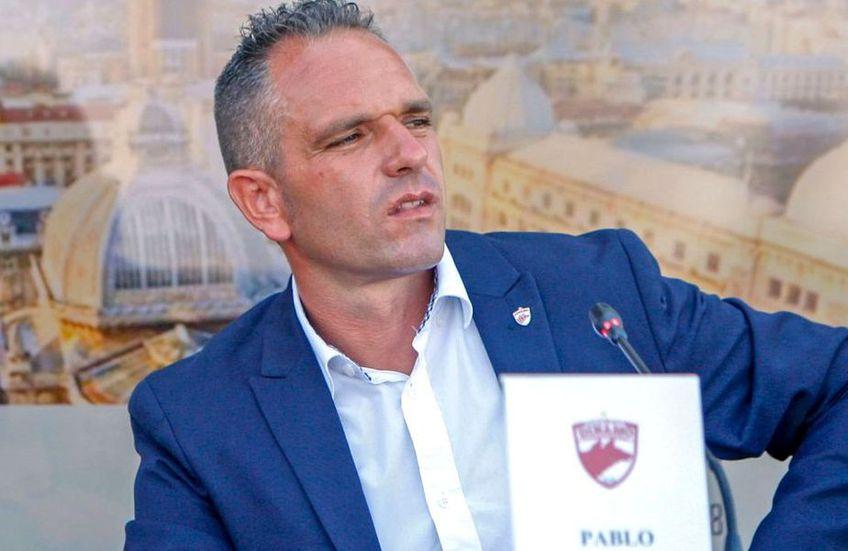 """Pablo Cortacero e suspecat că ar fi """"săgeata"""" lui Ionuț Negoiță"""