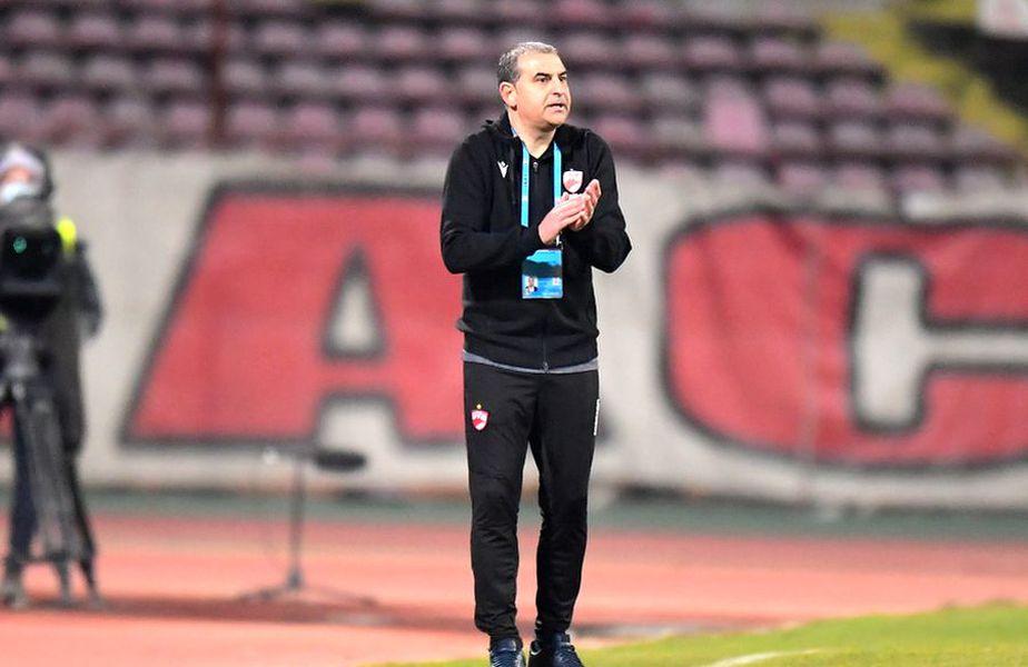 Ionel Gane, antrenor Dinamo