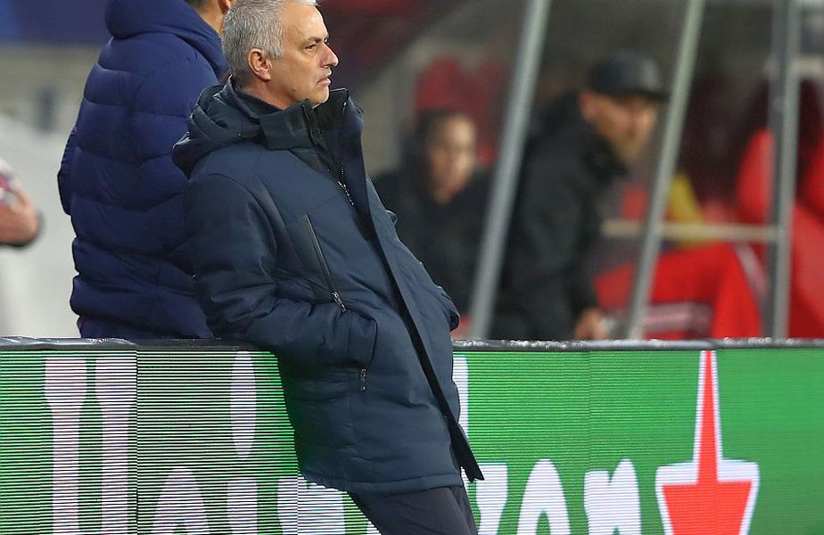 Jose Mourinho // FOTO: Guliver/GettyImages