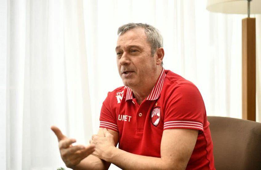 Mircea Rednic la Dinamo (58 de ani)