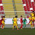 România U19 - Serbia U19 FOTO Alexandra Fechete