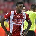 Magaye Gueye a fost testat pozitiv cu cocaină în urma controlului efectuat după partida Dinamo - FCSB 1-0 @imago