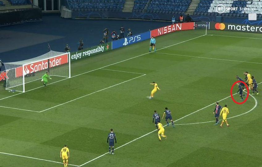 Penalty-ul ratat de Leo Messi în PSG - Barcelona, la scorul de 1-1, ar fi trebuit repetat.