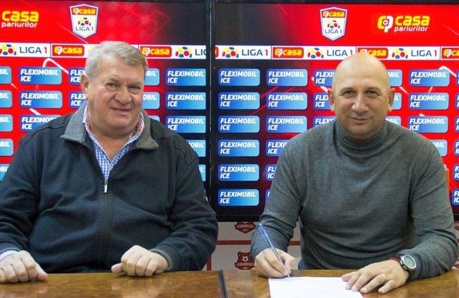 Iuliu Mureșan și Vasile Miriță