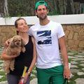 Novak și Jelena Djokovic