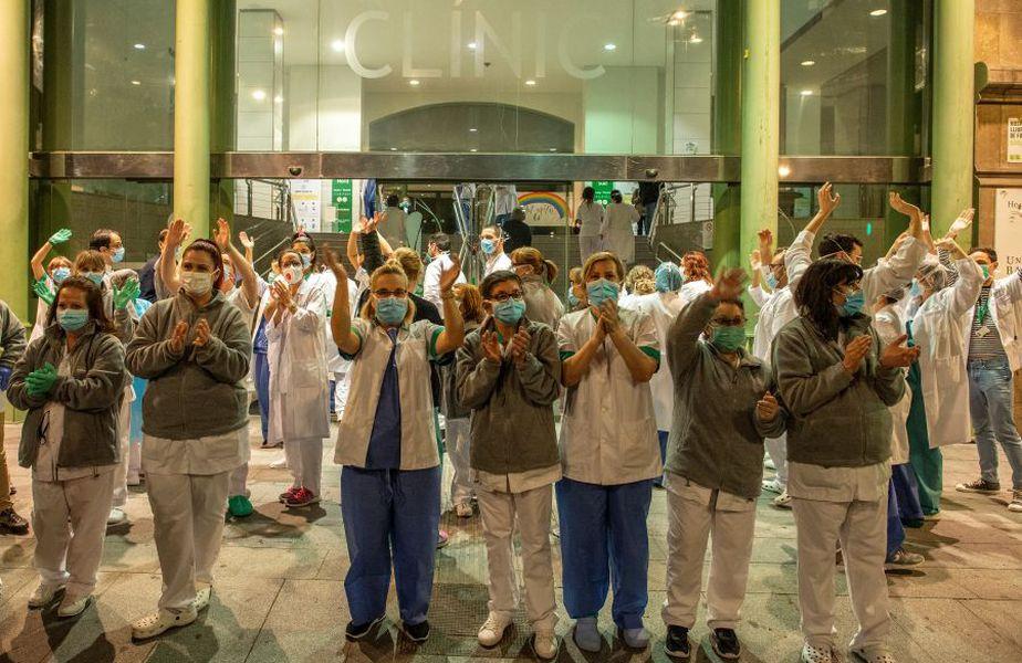 Medicii din Spania luptă neîntrerupt contra acestui inamic ascuns. foto: Guliver/Getty Images