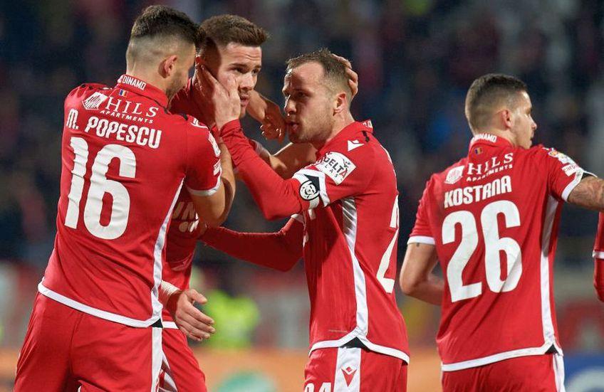 Amenințări și scandal la Dinamo