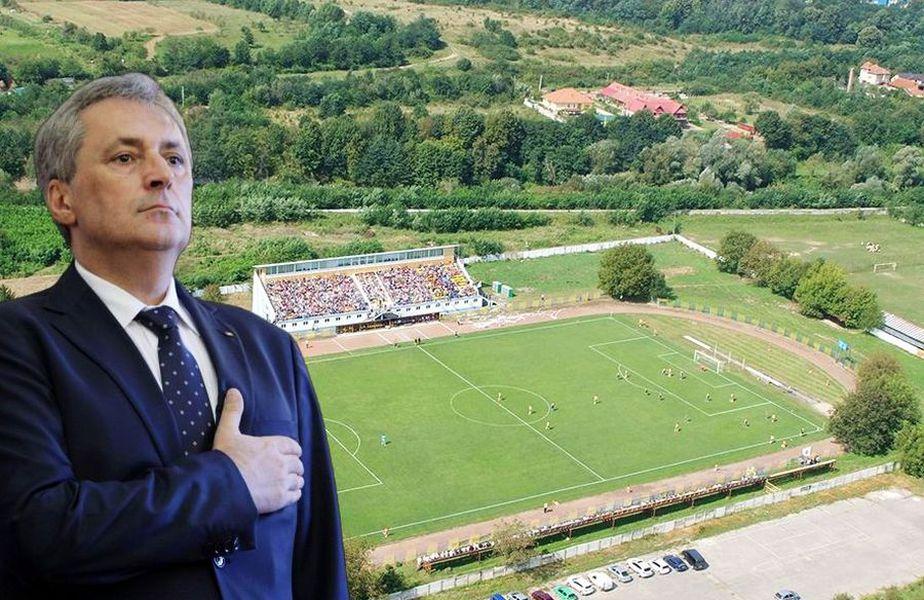 De numele lui Marcel Vela se leagă o bucată importantă din istoria clubului din Caransebeș / Fotomontaj Gazeta Sporturilor