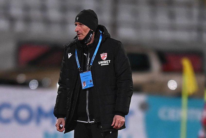 Gigi Mulțescu ar putea pleca de la Dinamo // FOTO: Raed Krishan