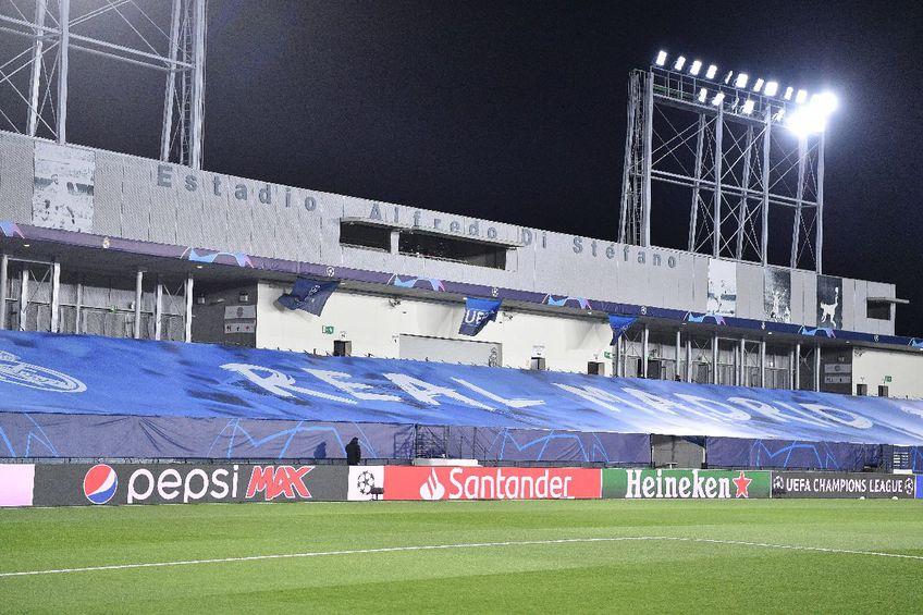 Estadio Alfredo Di Stefano FOTO Imago
