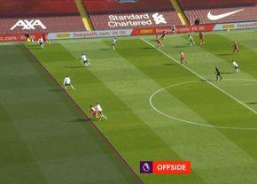 """Golul anulat lui Liverpool naște mari controverse: """"VAR e din ce în ce mai ridicol. Cum poți afirma asta?!"""""""