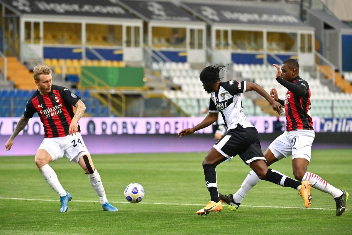 Parma - AC Milan // 10.04.2021