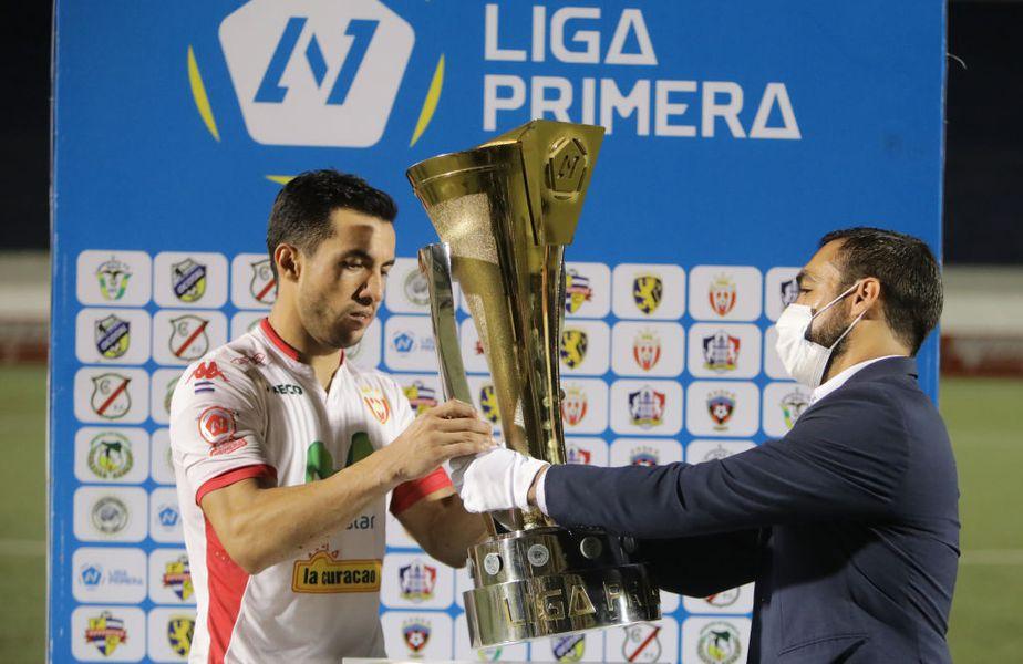 Esteli a câștigat trofeul Clausura în Nicaragua