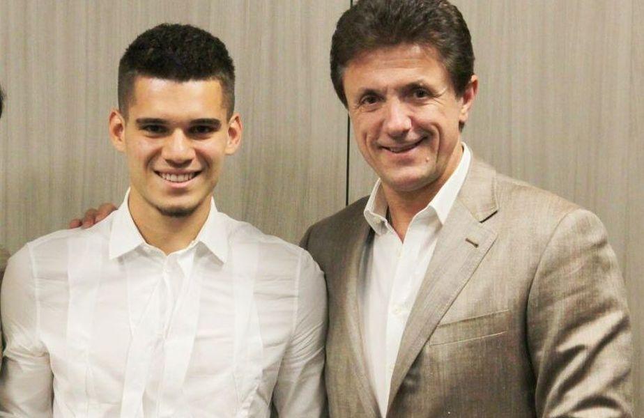Ianis Hagi va continua la Rangers, potrivit spuselor lui Gică Popescu