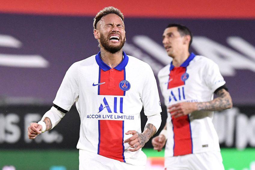 PSG, la un pas să rateze titlu în Franța! // FOTO: Imago