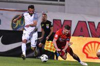 FCSB - Academica Clinceni 2-2 » Șansă neverosimilă ratată de roș-albaștri, după încă un șoc în play-off! Clasamentul LIVE