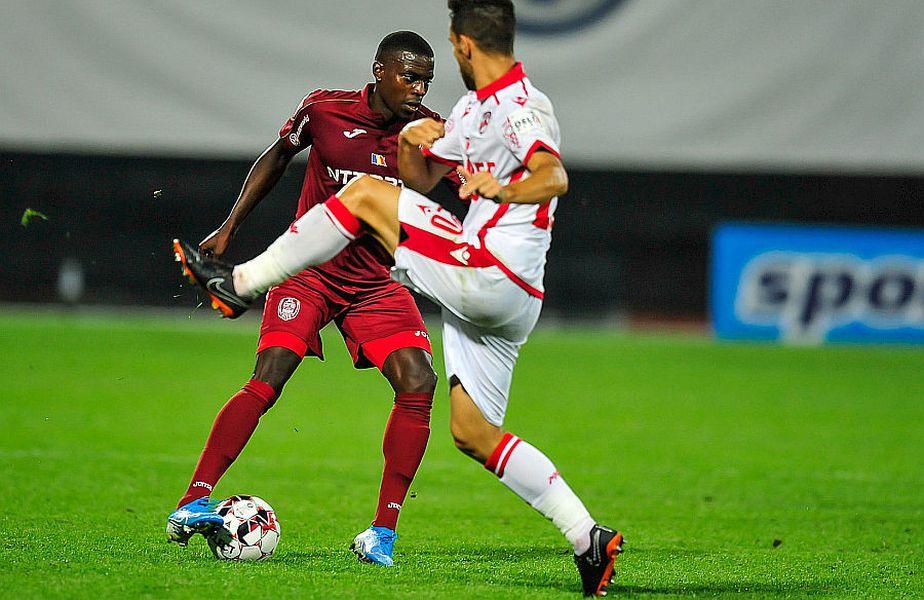 Francezul Pereira a fost adus de la Malatyaspor gratis în vara anului trecut