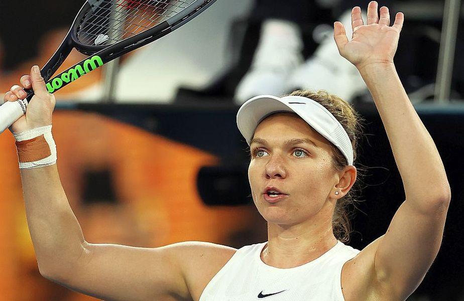 Simona Halep are două turnee de Grand Slam în palmares: Roland Garros 2018 și Wimbledon 2019