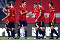 """Spania - Suedia: """"La Roja"""" visează la al 4-lea EURO câștigat! Trei PONTURI pentru un meci în care ibericii sunt favoriți"""