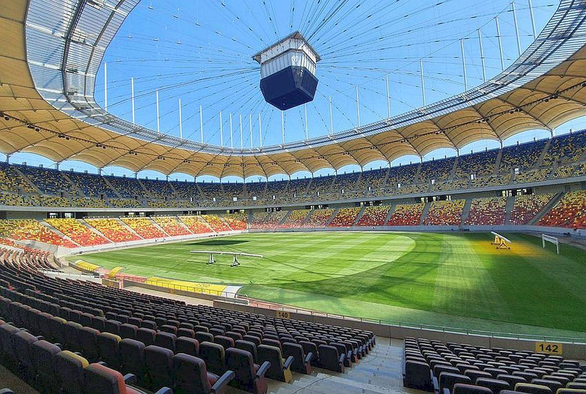 Mai mulți fani la EURO 2020 pe Arena Națională doar în optimi! FRF a lămurit situația după declarația ministrului Novak