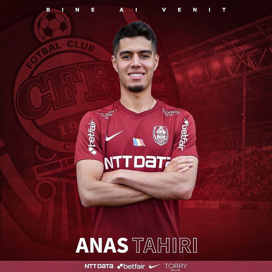 CFR Cluj a anunțat al treilea transfer al verii! L-a prezentat pe jucătorul care l-a entuziasmat pe Șumudică