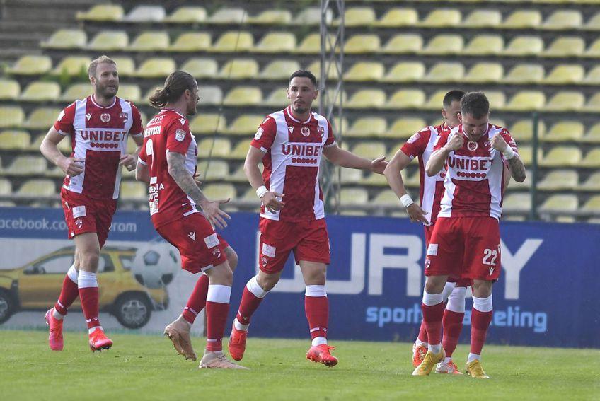 Deian Sorescu li se va alătura colegilor de la Dinamo mai târziu // foto: Imago