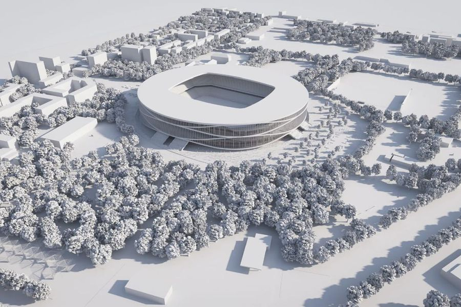 """Proiect major pentru fotbalul românesc » Stadion cu 30.000 de locuri într-un oraș important: """"Investiție estimată la 122 milioane euro"""""""