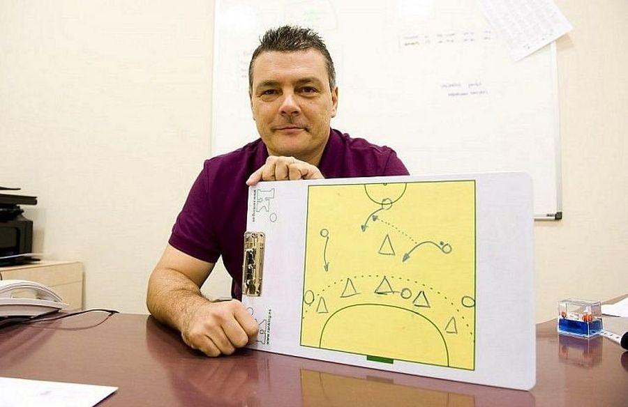 Dinamoviștii au pe cine susține la Final Four-ul Ligii Campionilor: pe Xavier Pascual, viitorul antrenor din Ștefan cel Mare!