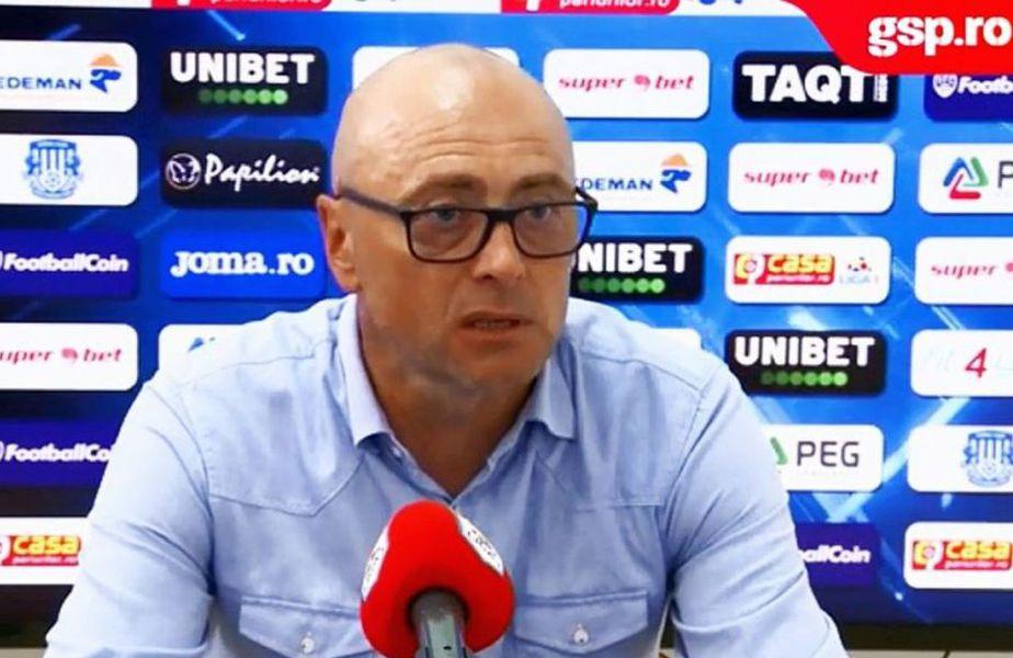 Leo Grozavu, antrenor Sepsi