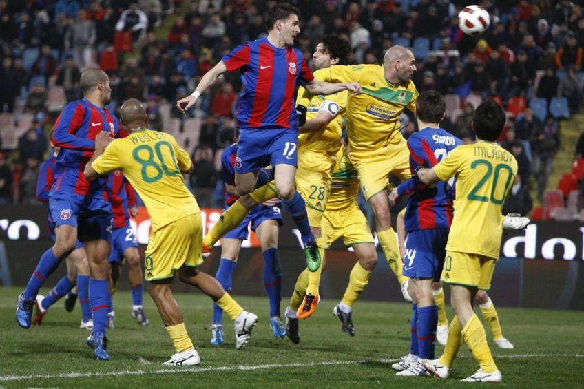 FC Vaslui a fost una dintre echipele importante din Liga 1