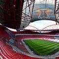 """Stadionul """"da Luz"""" din Lisabona a găzduit finala Ligii Campionilor în 2014, câștigată de Real Madrid în fața lui Atletico, scor 4-1 // foto: Guliver/gettyimages"""