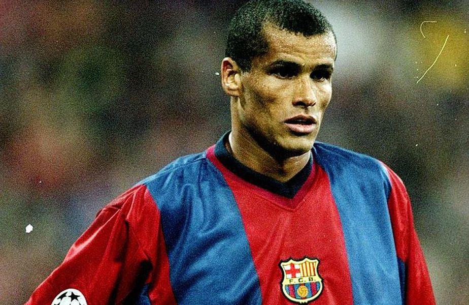 Rivaldo a evoluat pentru Barcelona în perioada 1997-2002 // Sursă foto: Getty